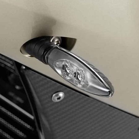 Lights - LED Flashing Turn Indicator - S1000RR - by BMW - 63138522503