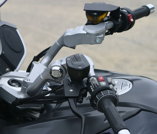 handlebars - horizon st replacement - bmw k1600gtl -helibars