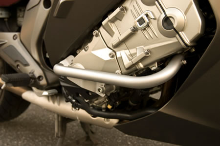 Engine Guards - BMW K1600GT K1600GTL - by Ilium Works