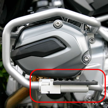 bmw r1200gs (water cooled) motorcycle protection accessories and parts