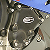 Don't forget to get the matching R&G Racing® Alternator and Water Pump covers for your S1000RR!
