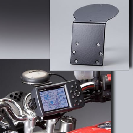 Accessory Mount - Garmin GPS XM Antenna Top Plate - by ZTechnik